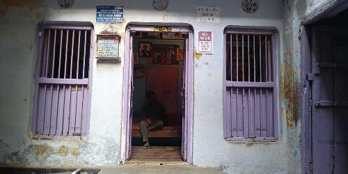ഉസ്താദ് ബിസ്മില്ലാ ഖാന്റെ വീട്