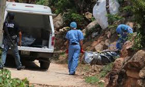 മെക്സിക്കോ: ഗുണ്ടാസംഘങ്ങള്  തമ്മിലുണ്ടായ വെടിവയ്പില് 21 മരണം