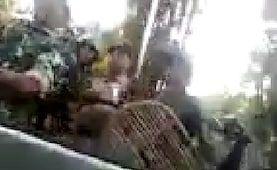 ത്രിപുര പോലിസിന്റെ ക്രൂരത  വെളിപ്പെടുത്തുന്ന ദൃശ്യങ്ങള് പുറത്ത്