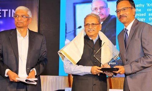 ക്രിസ് ഗോപാലകൃഷ്ണന് കെപിപി നമ്പ്യാര് പുരസ്കാരം