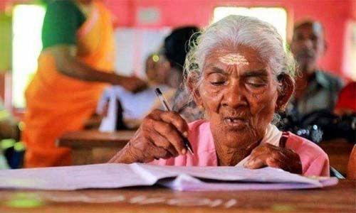 96ാം വയസ്സിലെ റാങ്കുകാരി കാര്ത്ത്യായനി അമ്മ ഇനി ഗുഡ്വില് അംബാസിഡര്