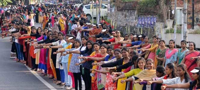 നവോത്ഥാന സമിതി ജില്ലകളില് ബഹുജന കൂട്ടായ്മ സംഘടിപ്പിക്കും