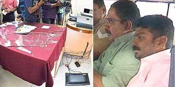 എസ്ബിഐ ആക്രമണം: എന്ജിഒ യൂനിയന് നേതാക്കളുടെ ജാമ്യാപേക്ഷ കോടതി തള്ളി