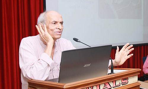 വരാനിരിക്കുന്നത് അതിരൂക്ഷമായ ചൂടും തണുപ്പും: പ്രഫ.മാധവ് ഗാഡ്ഗില്