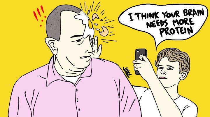 മുസ്ലിംവിരുദ്ധ പരാമര്ശം: ഓസിസ് സെനറ്ററെ മുട്ടയെറിഞ്ഞ എഗ്ഗ് ബോയിക്ക് വന് പിന്തുണ
