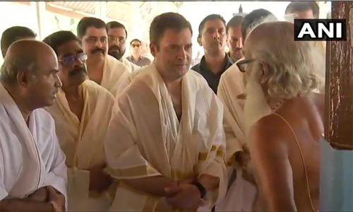 മോദി രാജ്യത്തെ വിഭജിച്ചു; കാര്ഷിക പ്രതിസന്ധിയും അഴിമതിയും തിരഞ്ഞെടുപ്പിനെ സ്വാധീനിക്കും: രാഹുല് ഗാന്ധി