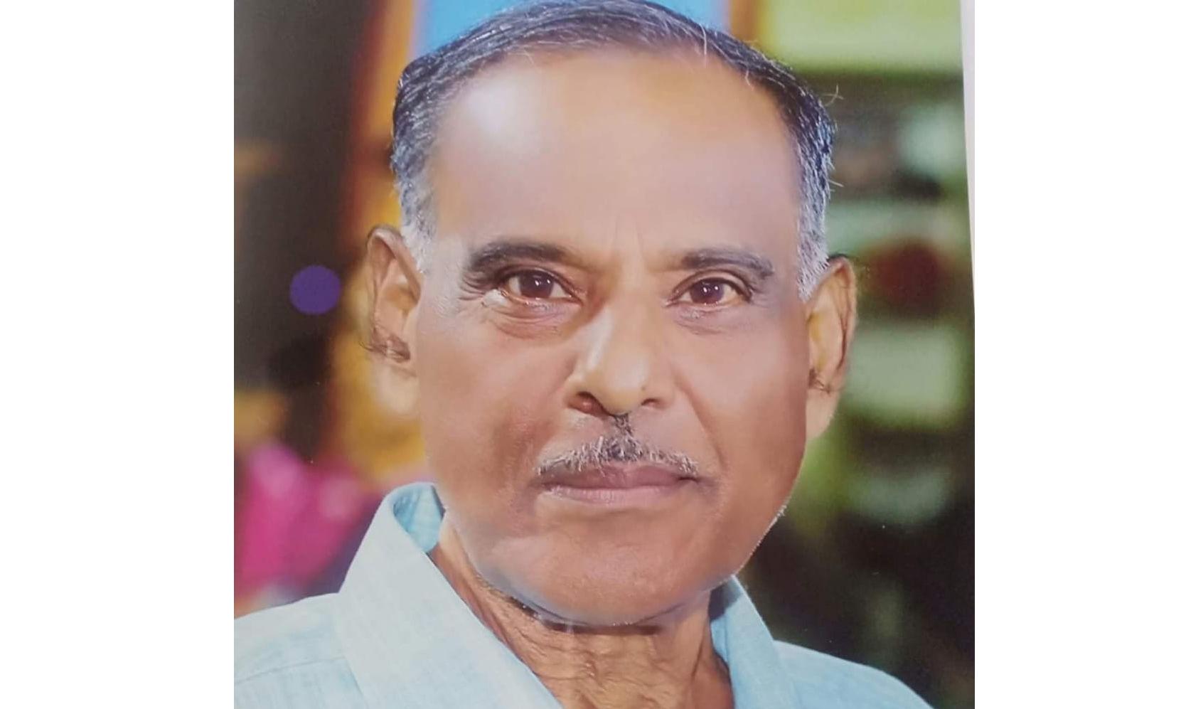 സിപിഎം വയനാട് മുന് ജില്ലാ സെക്രട്ടറി എം വേലായുധന് അന്തരിച്ചു