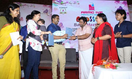 ബ്ലോസം ബേബി മീറ്റ് 2020: ഐവിഎഫ് വഴി ജനിച്ച കുട്ടികള് ഒത്തുചേര്ന്നു