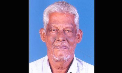 മാപ്പിളസാഹിത്യകാരന് ബാലകൃഷ്ണന് വള്ളിക്കുന്ന് അന്തരിച്ചു