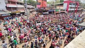 പായിപ്പാട് പ്രതിഷേധം: ബംഗാള് സ്വദേശി അറസ്റ്റില്