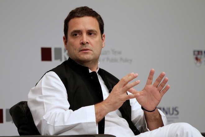 വയനാട്ടിലേക്ക് രാഹുൽ ഗാന്ധിയുടെ വക 13000 കിലോ അരിയും ഭക്ഷ്യധാന്യങ്ങളും നൽകും