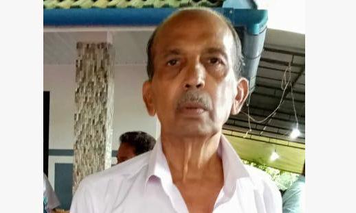 വണ്ടൂര് സ്വദേശി ജിദ്ദയില് മരണപ്പെട്ടു