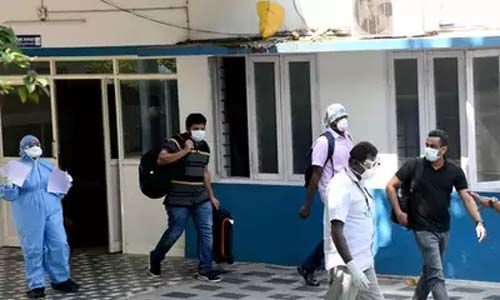 കൊവിഡ് 19: കോഴിക്കോട് ജില്ലയില് മൂന്നുപേര്ക്ക് കൂടി രോഗമുക്തി; ചികില്സയിലുള്ളത് അഞ്ചുപേര്
