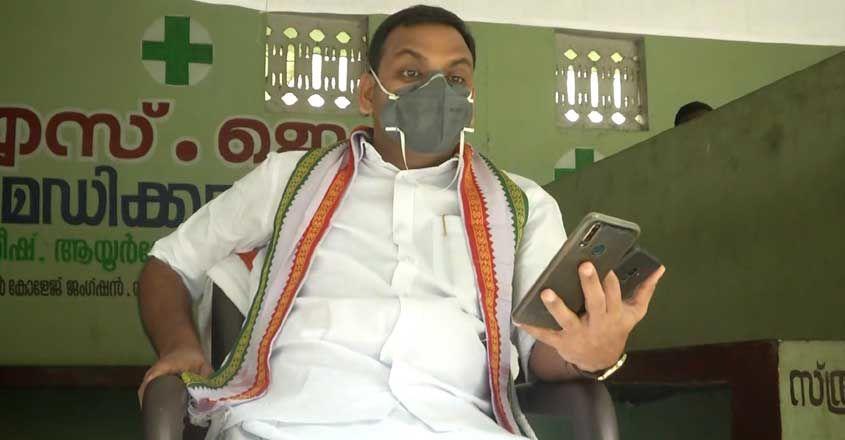 ലോക്ക് ഡൗണ് ലംഘനം: ഡീന് കുര്യാക്കോസ് എംപി ഉള്പ്പടെ 15 പേര്ക്കെതിരെ കേസ്