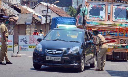 ലോക്ക് ഡൗണ് ഇളവ്: അയല്സംസ്ഥാനങ്ങളില് നിന്ന് ദിവസം വയനാട്ടിലേക്ക് പ്രവേശിപ്പിക്കുക 400 പേരെ