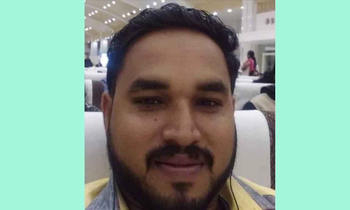 കോതമംഗലം സ്വദേശി അജ്മാനില് കൊവിഡ് ബാധിച്ച് മരിച്ചു
