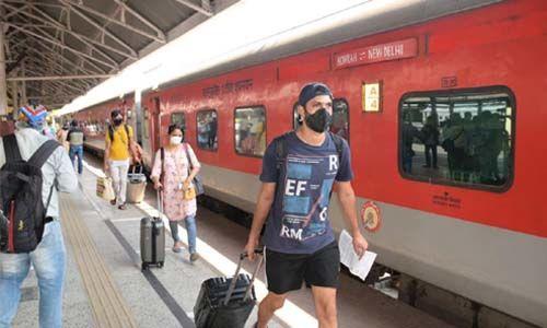ലോക്ക് ഡൗണ്: 602 യാത്രക്കാരുമായി ഡല്ഹിയില്നിന്നുള്ള ട്രെയിന് നാളെ തിരുവനന്തപുരത്തെത്തും