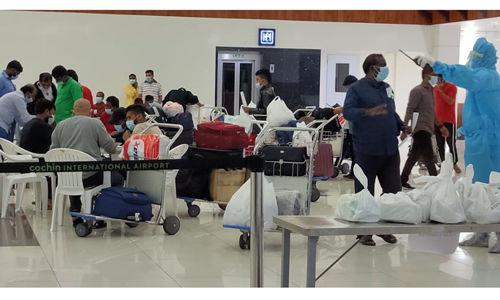 കൊവിഡ്: ഗള്ഫ് രാജ്യങ്ങളില് നിന്നും 487 പ്രവാസി മലയാളികള് കൂടി തിരിച്ചെത്തി