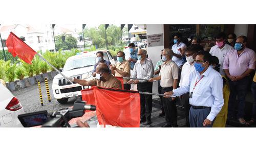 കൊവിഡ് പ്രതിരോധം : ഐഎംഎ കൊച്ചിയുടെ പ്രവര്ത്തനം മാതൃകാപരമെന്ന് മന്ത്രി വി എസ് സുനില് കുമാര്