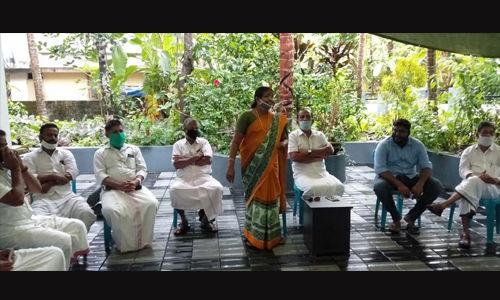 നിര്ദിഷ്ട അര്ധ അതിവേഗ റെയില് പ്രൊജക്ടിനെതിരേ പയ്യോളിയില് പ്രതിഷേധം വ്യാപകം
