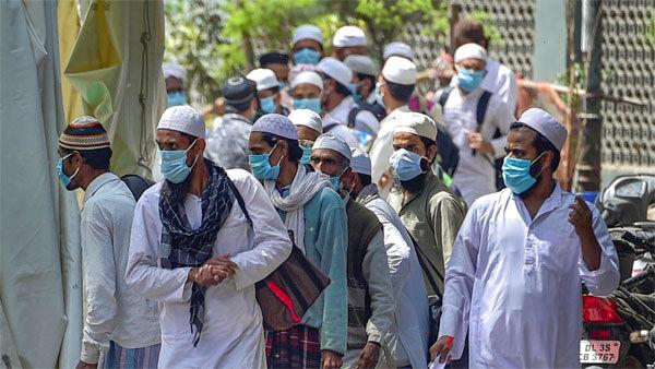 2,550 വിദേശ തബ്ലീഗ് പ്രവര്ത്തകരെ കരിമ്പട്ടികയില് പെടുത്തി കേന്ദ്രം; പത്തു വര്ഷത്തേക്ക് പ്രവേശന വിലക്ക്