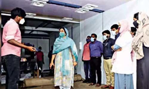 വയനാട് ജില്ലയില് 107 പേര്ക്ക് കൂടി കൊവിഡ്; 100 പേര്ക്ക് സമ്പര്ക്കത്തിലൂടെ രോഗബാധ, 79 പേര്ക്ക് രോഗമുക്തി