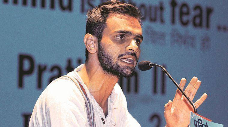 ഡൽഹി കലാപം: ഉമർ ഖാലിദിനെ ചോദ്യം ചെയ്തു; മൊബൈൽ ഫോൺ പിടിച്ചെടുത്തു