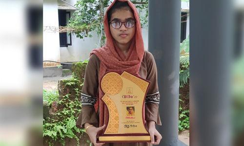 ലക്ഷ്യം സിവില് സര്വീസ്: റിന്ഷയുടെ ജീവിതപോരാട്ടങ്ങള്