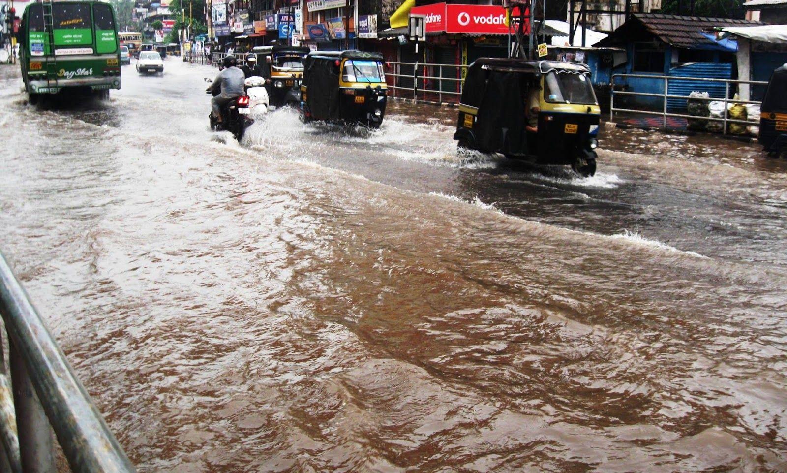 മഴ ശക്തം: കോഴിക്കോട് ജില്ലയില് 7 ക്യാമ്പുകള് ആരംഭിച്ചു