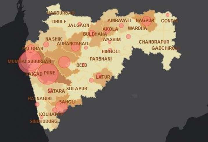 കൊവിഡ്: മഹാരാഷ്ട്രയില് 24 മണിക്കൂറിനിടെ 12,608 പുതിയ കേസുകള്; 364 മരണം