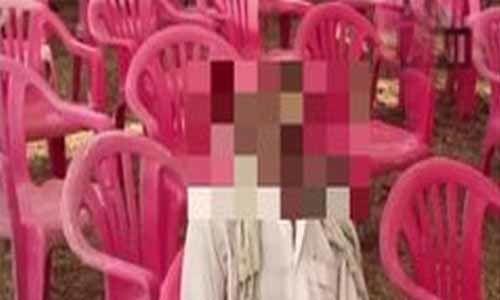 തിരഞ്ഞെടുപ്പ് റാലിക്കിടെ കര്ഷകന് ഹൃദയാഘാതം മൂലം മരിച്ചു: വിവരമറിഞ്ഞിട്ടും യോഗം തുടര്ന്ന ജ്യോതിരാദിത്യ സിന്ധ്യയ്ക്കെതിരേ ശക്തമായ പ്രതിഷേധം