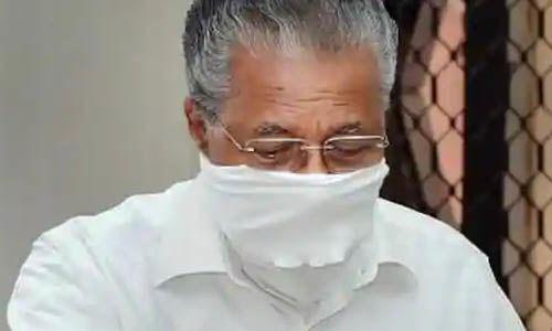 കൊവിഡ്: 50 ലക്ഷം ഡോസ് വാക്സിന് ആവശ്യപ്പെട്ട് മുഖ്യമന്ത്രി കേന്ദ്ര ആരോഗ്യ മന്ത്രിക്ക് കത്തയച്ചു