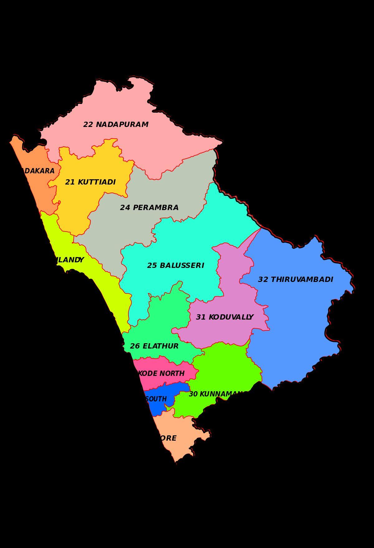 കോഴിക്കോട് ജില്ലയില് 24,70,953 വോട്ടര്മാര്