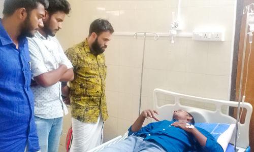 മഹാരാജാസ് കാംപസിലെ റാഗിങ്: എസ്എഫ്ഐ പ്രവര്ത്തകരെ അറസ്റ്റ് ചെയ്യണമെന്ന് കാംപസ് ഫ്രണ്ട്