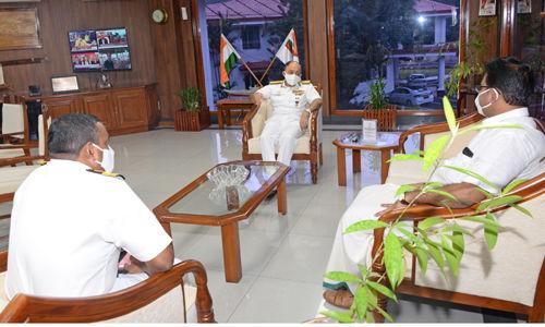 കൊവിഡ് പ്രതിരോധം: കൊച്ചികോര്പ്പറേഷനുമായി ഇന്ഡ്യന് നേവി കൈകോര്ക്കും