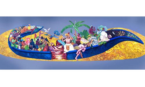 ലോകമേ തറവാട്:നോഹയുടെ പേടകവുമായി ട്രെസ്പാസേഴ്സ്