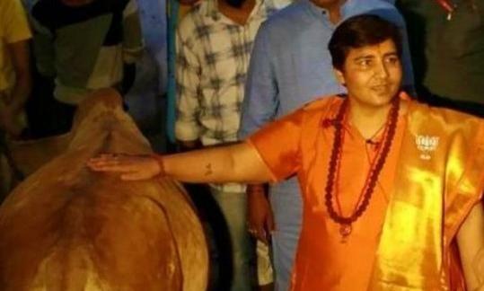 ഗോമൂത്രം കുടിച്ചാല് കൊവിഡ് വരില്ലെന്ന് ബിജെപി എം പി