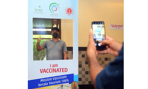 കൊവിഡ് പ്രതിരോധം: ടൂറിസം മേഖലയിലുള്ളവര്ക്കായി മാസ്സ് വാക്സിനേഷന് ഡ്രൈവ് ആരംഭിച്ചു