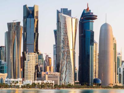 Qatar-West-Bay-view